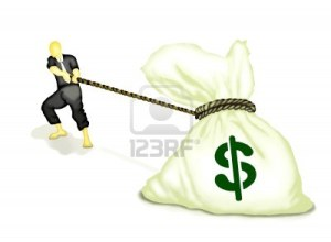 money rope